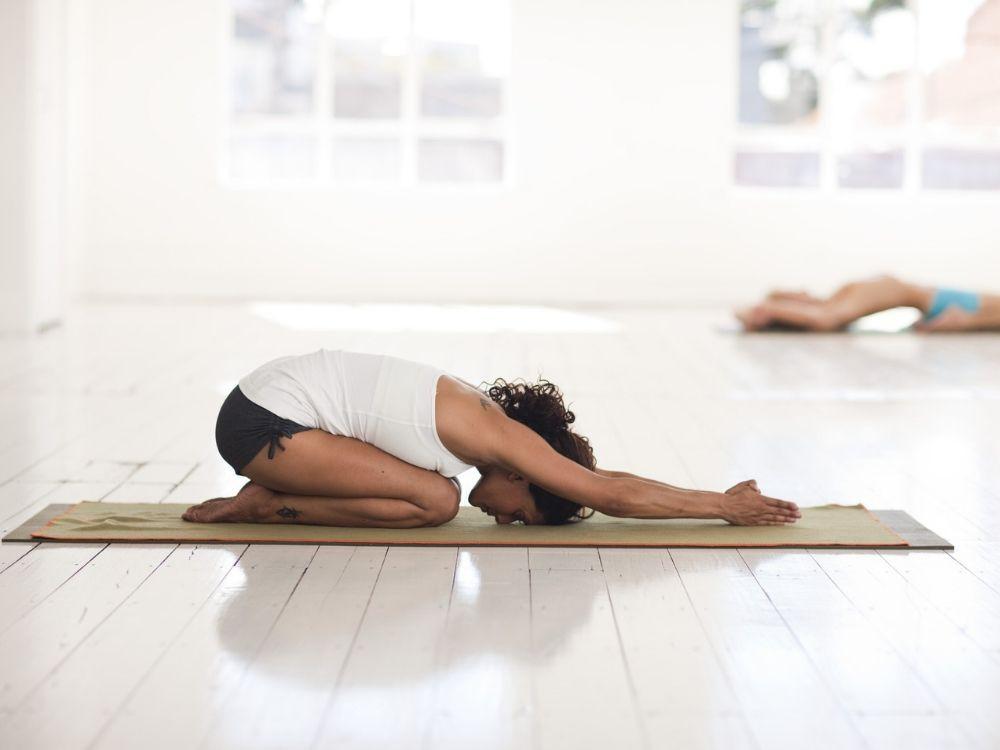 joga - pozycja