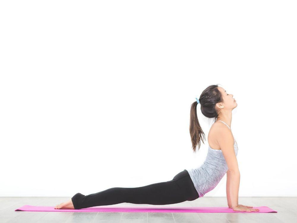 joga - pozycja 2