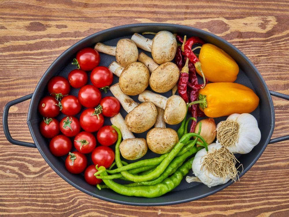 warzywa i strączki