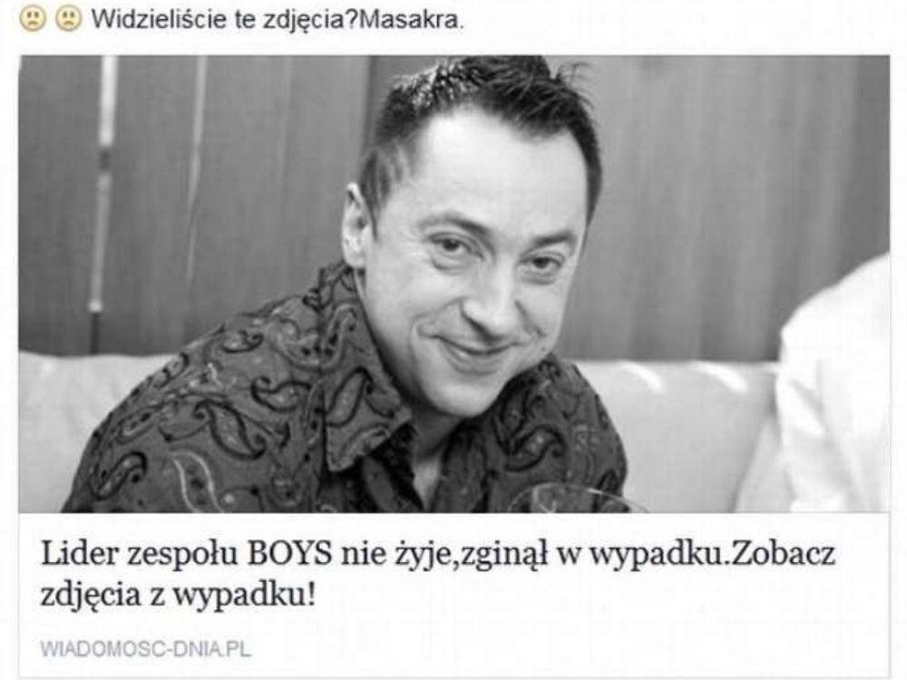 Marcin Miller był pierwszą ofiarą jeszcze przed Zenonem