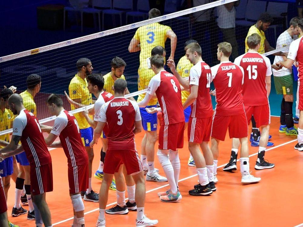 Polska-Brazylia; pzps.pl