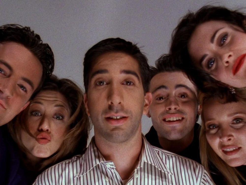Friends cast; lithub.com