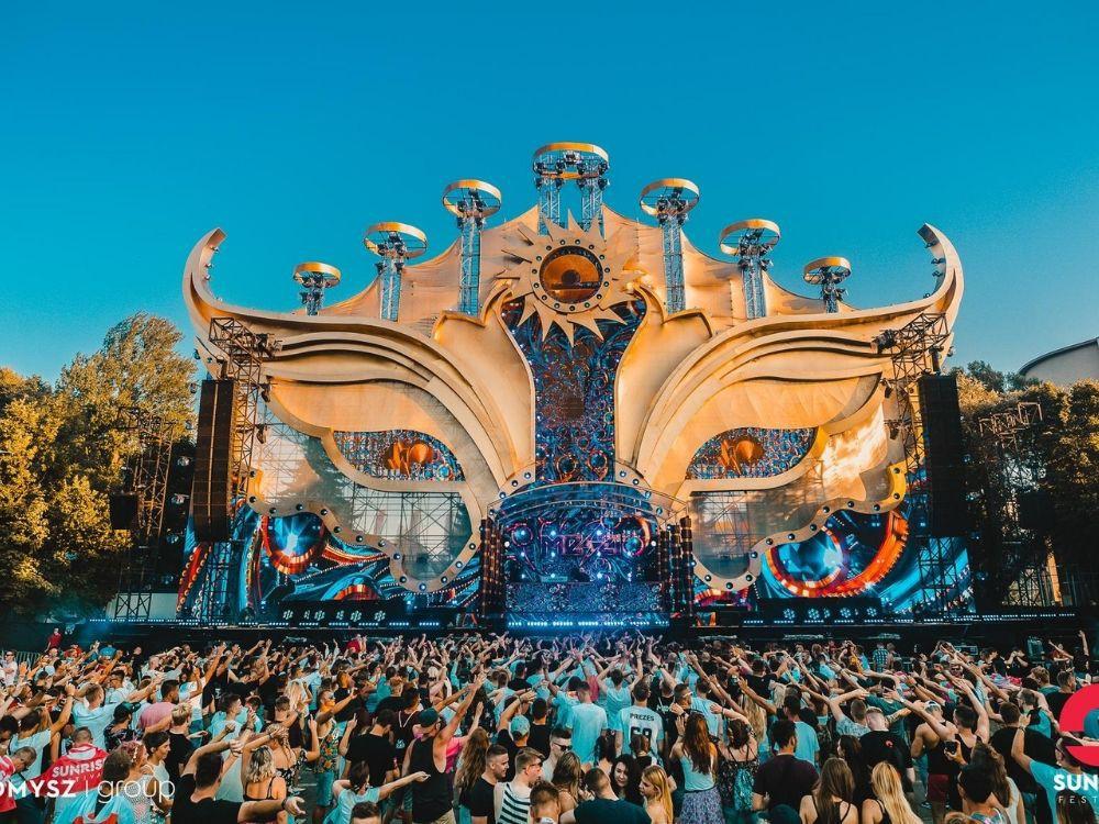 Sunrise Festival; portal4clubbers.com.pl