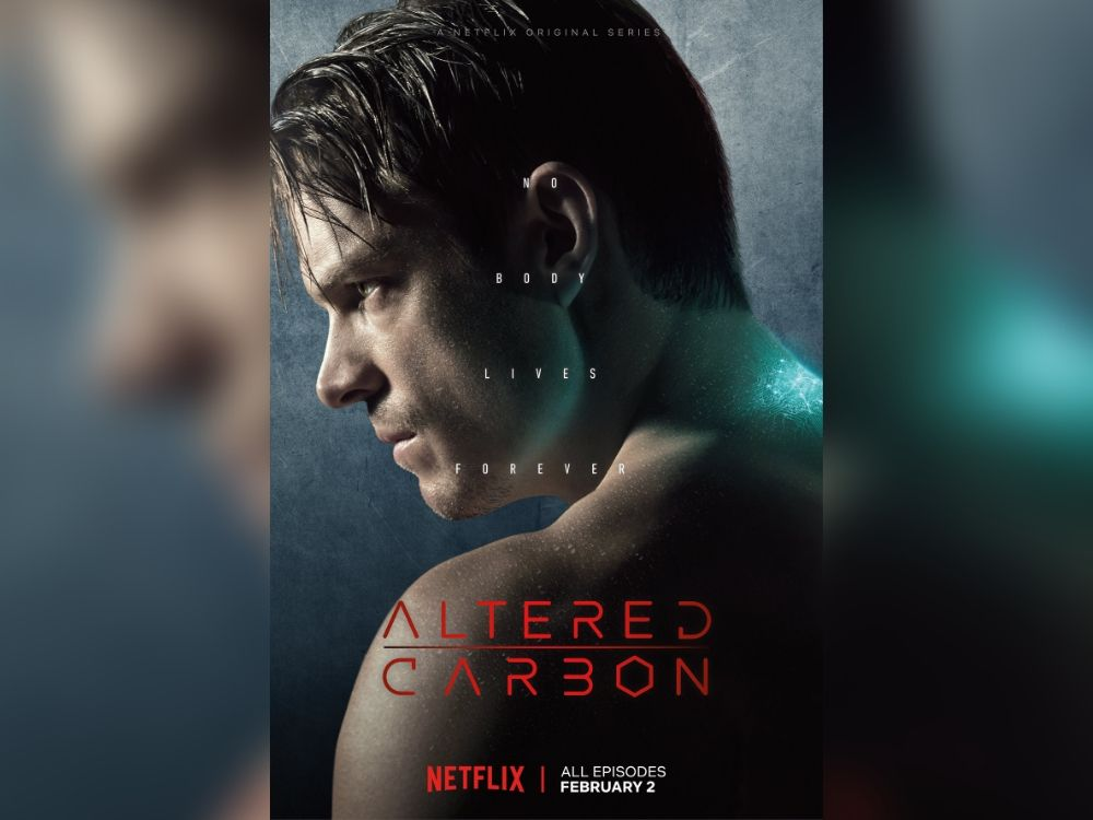 """""""Altered Carbon"""" online - opis fabuły 