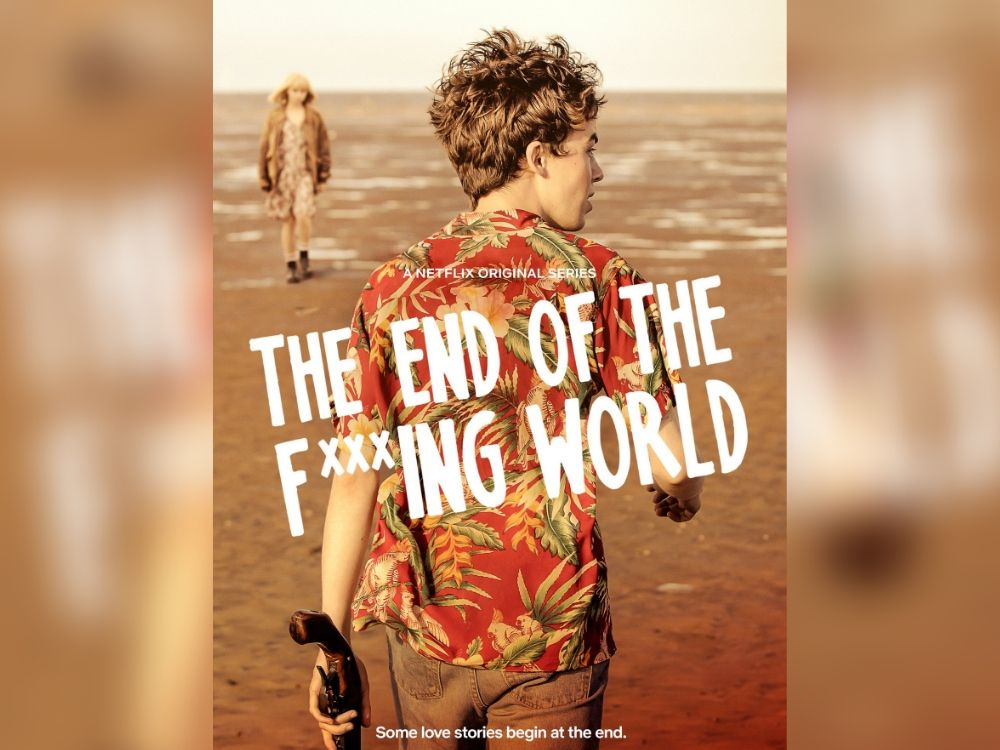 """The End of the F***ing World"" online - opis fabuły 