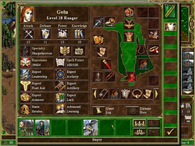 Kody do Heroes Of Might and Magic III