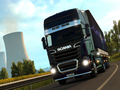 Kody do gry Euro Truck Simulator 2