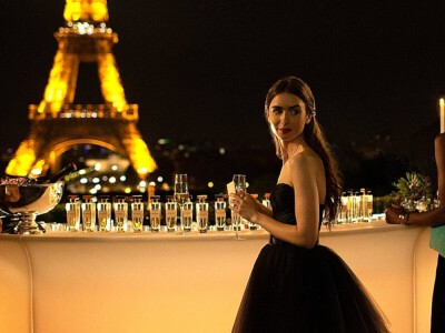 """Emily in Paris"" - nowy serial z Lily Collins niedługo na Netflixie!"
