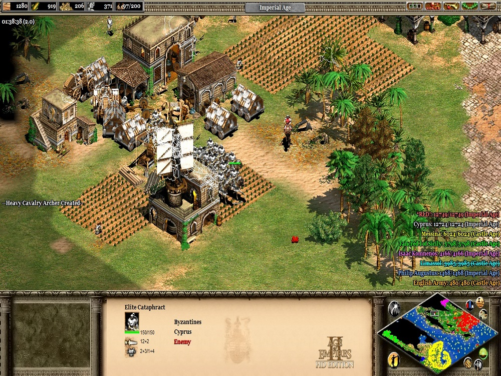 Kody do Age of Empires II: HD Edition