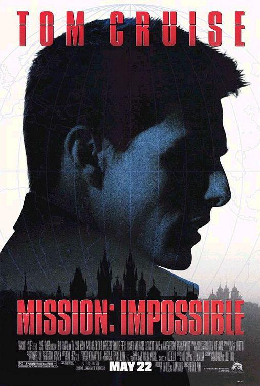 Mission: Impossible (1996) online. Obsada, opinie, opis fabuły, zwiastun