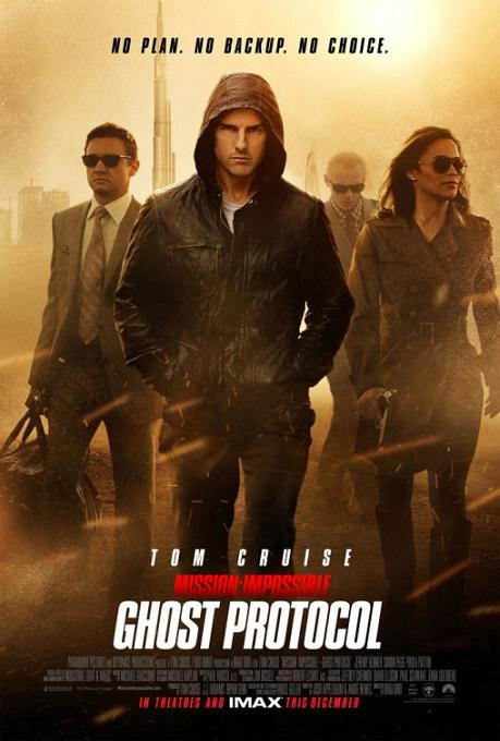Mission: Impossible - Ghost Protocol (2011) online. Obsada, opinie, opis fabuły, zwiastun