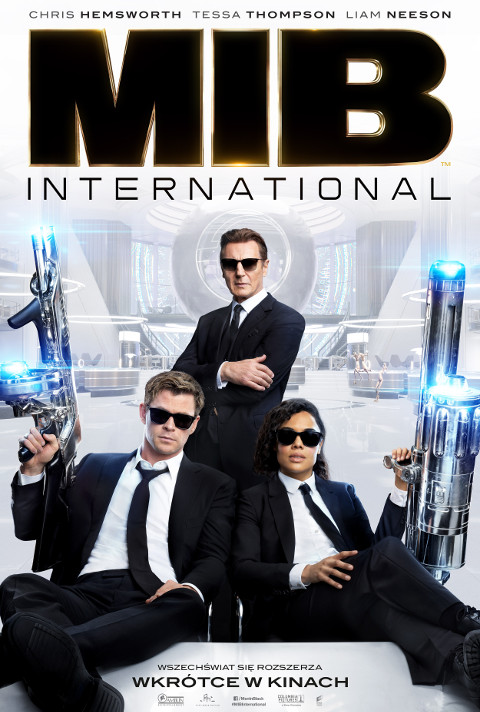 Men in Black: International (2019) online. Obsada, opinie, opis fabuły, zwiastun